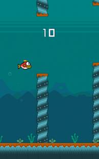 Capture d'écran Funny Fish Mobile