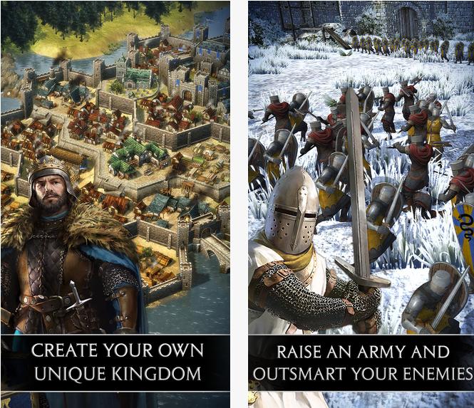 Capture d'écran Total War Battles Kingdom iOS