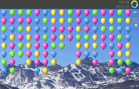 Capture d'écran Balloon Pop