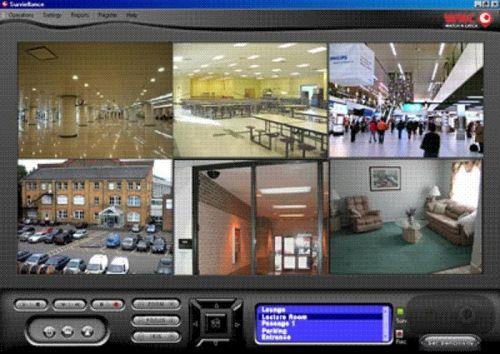 Capture d'écran Watch N Catch  Surveillance Software