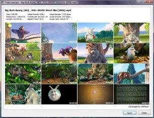 Capture d'écran SMPlayer
