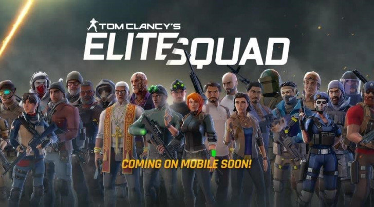 Capture d'écran Tom Clancy's Elite Squad Android