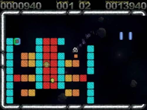 Capture d'écran Krakout RE