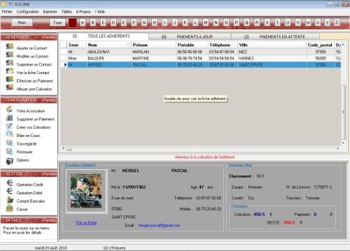 Capture d'écran ASSOCIATION_ScriptHp