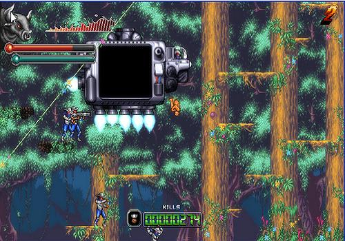 Capture d'écran Empire Eden