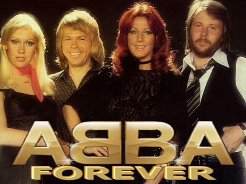 Capture d'écran ABBA FOREVER