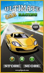 Capture d'écran Racing Car jeu