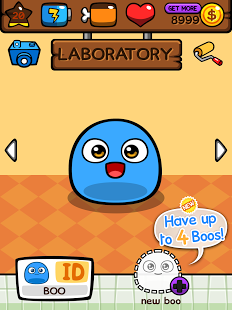 Capture d'écran My Boo – Animal Virtuel
