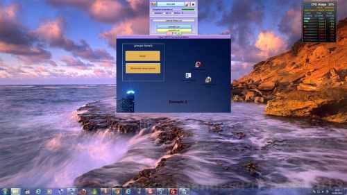 Capture d'écran Pricome