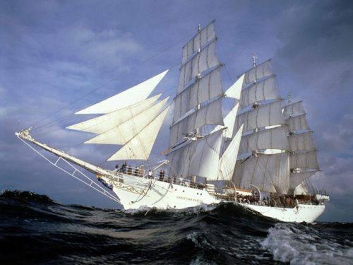 Capture d'écran Free Sailing Screensaver