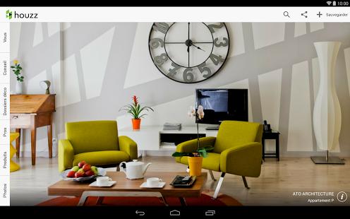 Capture d'écran Houzz – Idées de Décoration