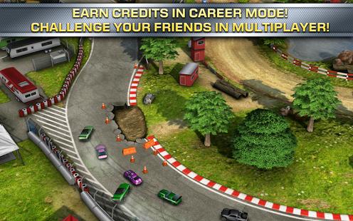Capture d'écran Reckless Racing 2