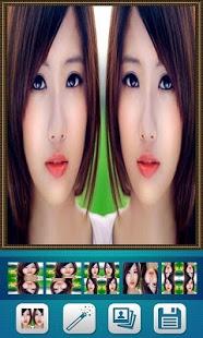 Capture d'écran Mirror Photo Editor
