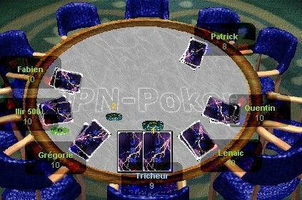 Capture d'écran JPN-Poker