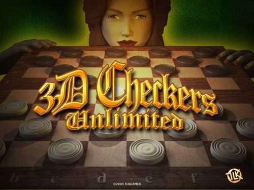 Capture d'écran 3D Checkers Unlimited