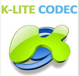 Capture d'écran K-Lite Codec Pack Full