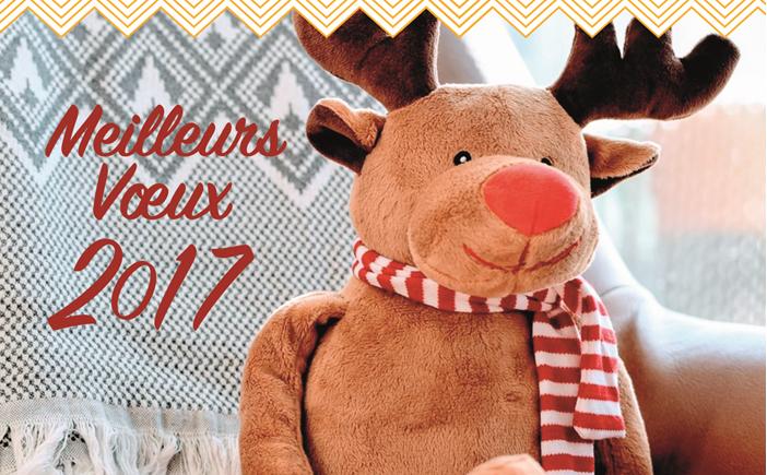 Capture d'écran Carte de Noël au format Word