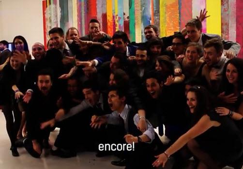 Capture d'écran Evenements ESN Erasmus Android