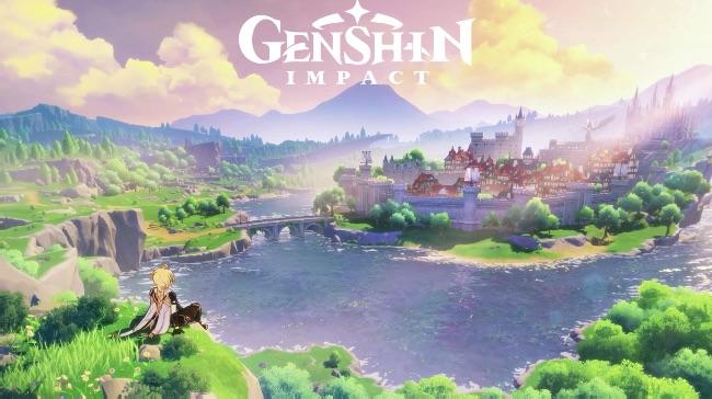 Capture d'écran Genshin Impact IOS