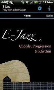 Capture d'écran Jazz Débutant : E-Jazz