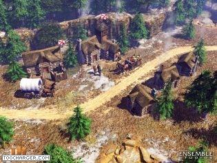Capture d'écran Age of Empires III