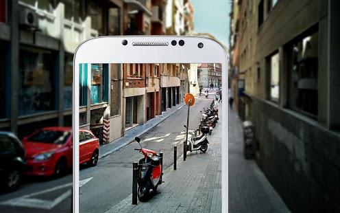 Capture d'écran HDR Camera