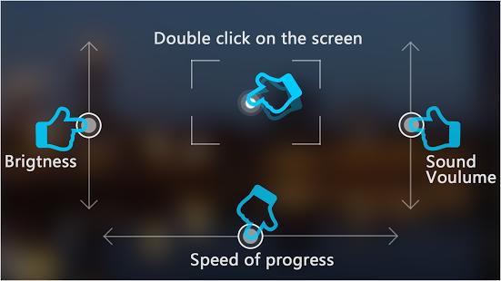 Capture d'écran Lecteur vidéo HD Pro
