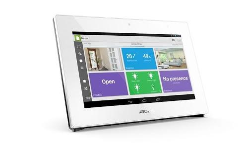 Capture d'écran Archos Smart Home Gateway