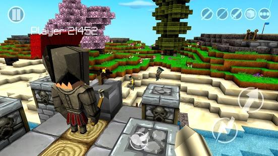 Capture d'écran Castle Crafter