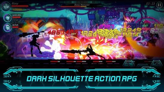 Capture d'écran Dark Sword 2 iOS