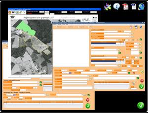 Capture d'écran BioSoft