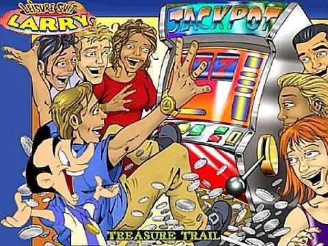 Capture d'écran Leisure Suit Larry's Jackpot