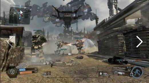 Capture d'écran Titanfall