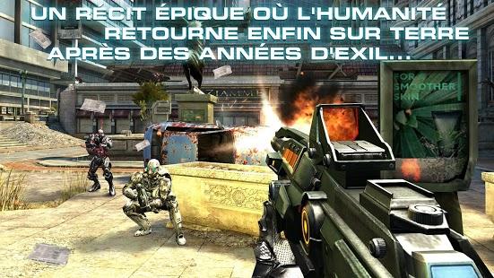 Capture d'écran N.O.V.A. 3: Freedom Edition