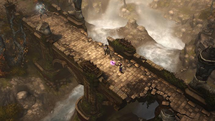 Capture d'écran Diablo III
