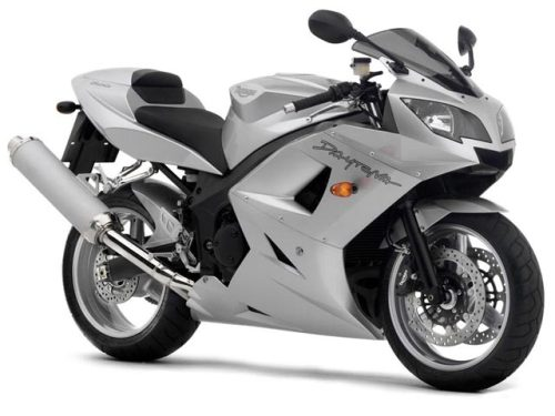 Capture d'écran Free Motorcycle Screen Saver
