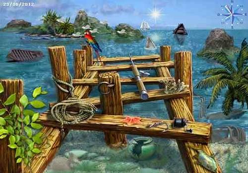 Capture d'écran L'archipel des naufrages