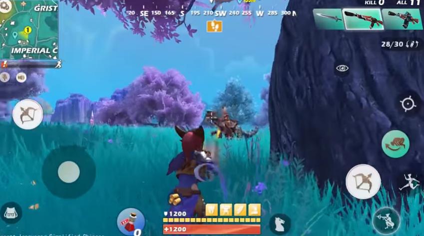 Capture d'écran Ride Out Heroes