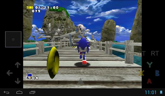 Capture d'écran Reicast Android
