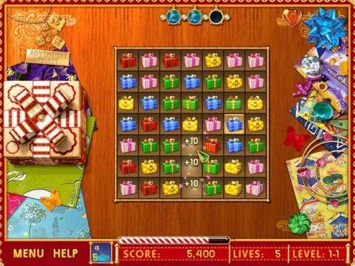 Capture d'écran Adventure Match