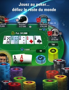 Capture d'écran PokerStars PLAY – Texas Holdem