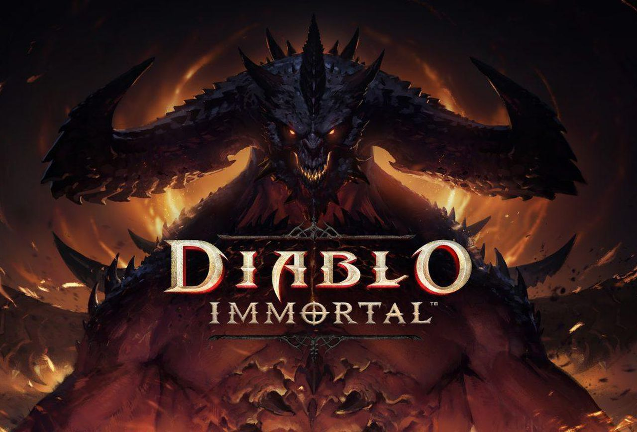 Capture d'écran Diablo Immortal IOS