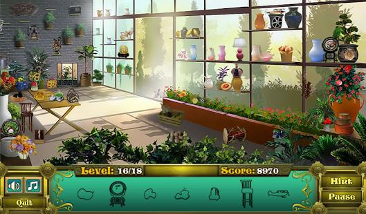 Capture d'écran Hidden Object Garden Secrets
