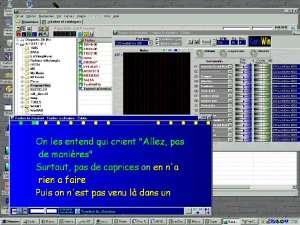 Capture d'écran KaraWin Pro