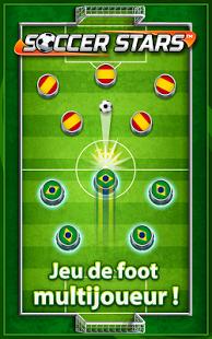 Capture d'écran Soccer Stars