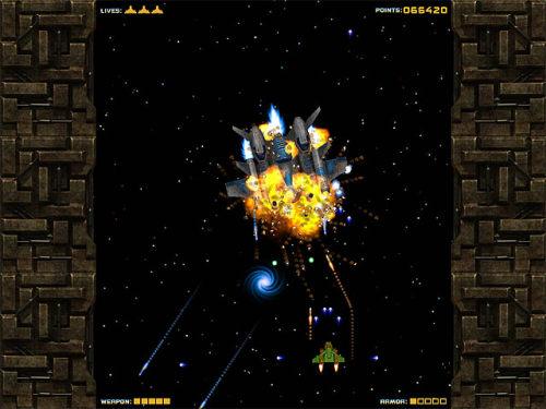 Capture d'écran Last Space Fighter