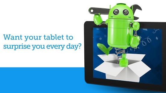 Capture d'écran Drippler – Android Tips