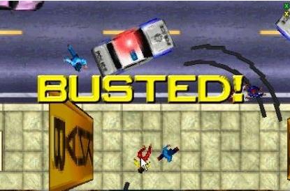 Capture d'écran Grand Theft Auto