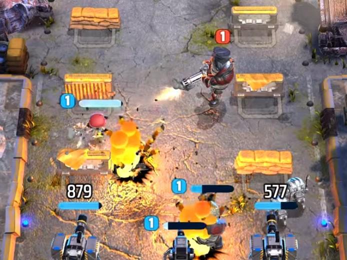 Capture d'écran Gears POP Android