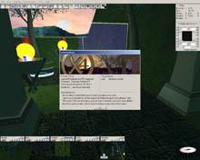 Capture d'écran X-Quad Editor